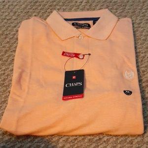 Chaps Mens Natural Stretch Shirt Size XL